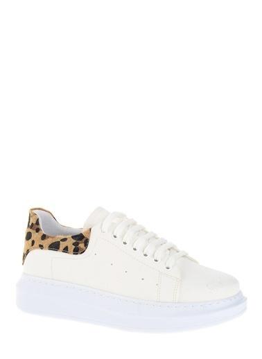 Derigo Bağcıklı Ayakkabı Beyaz